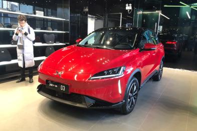小鹏汽车北京首家体验中心开业,2019年将布局70家