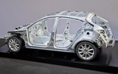 马自达研发新汽车平台,定位新款马自达3