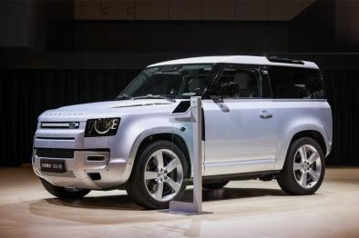 """强大阵容演绎""""新现代豪华主义"""" 捷豹和路虎品牌于2021成都国际车展推出多款重磅车型"""