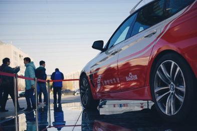 百度要在5年内实现无人驾驶汽车量产
