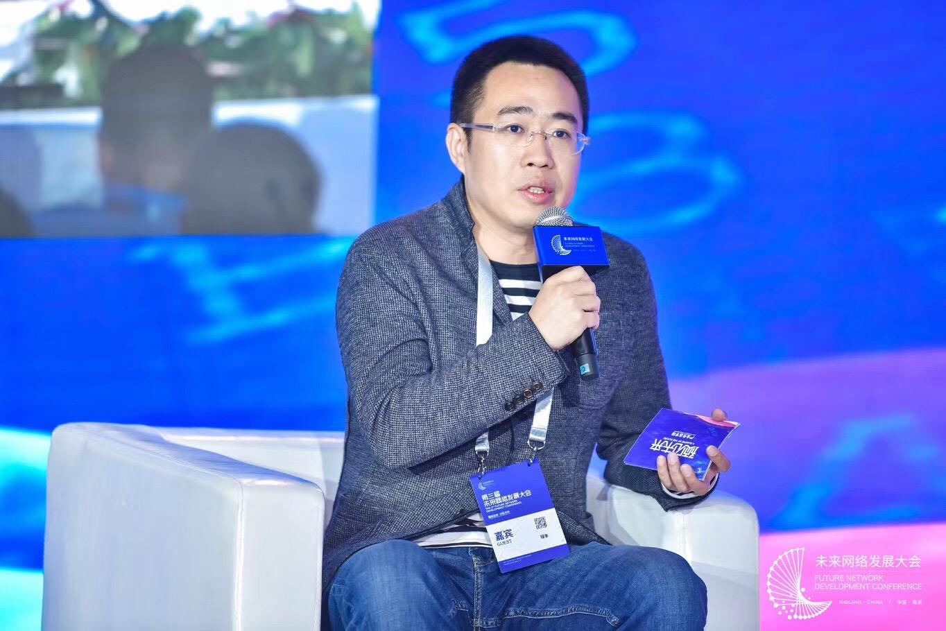 车云网创始人兼CEO程李