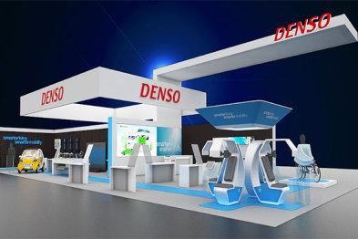 日本电装将在CES利用增强现实展示V2X科技