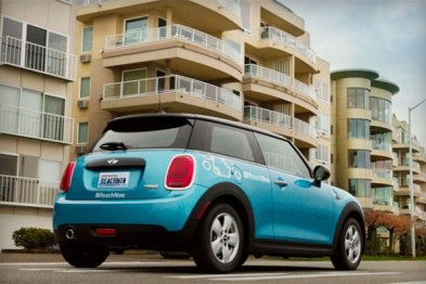 宝马在西雅图推出ReachNow汽车共享服务
