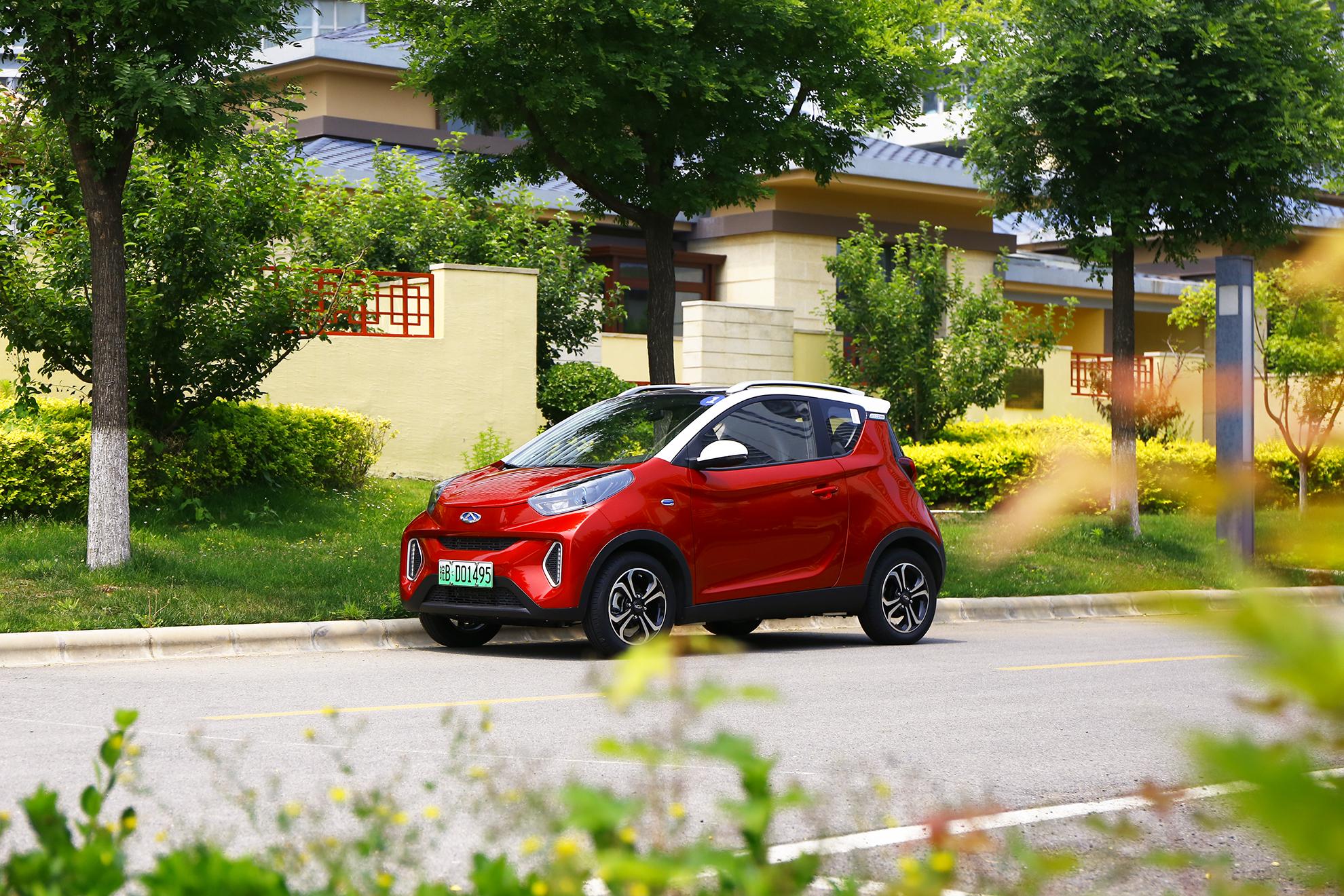 奇瑞小蚂蚁:我们真的需要一辆微型电动车吗?