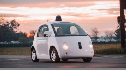 """传谷歌将与菲亚特克莱斯勒达成无人驾驶汽车""""技术合作"""""""