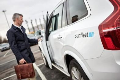 沃尔沃汽车共享服务Sunfleet将推广至全球市场