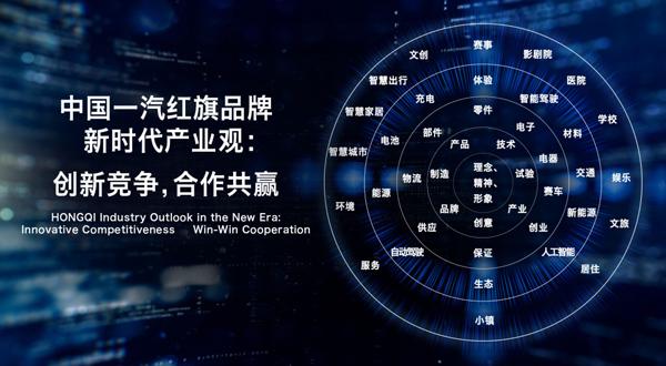 """徐留平认为""""创新竞争、合作共赢""""仍然是新时代中国汽车产业的生存发展之道"""