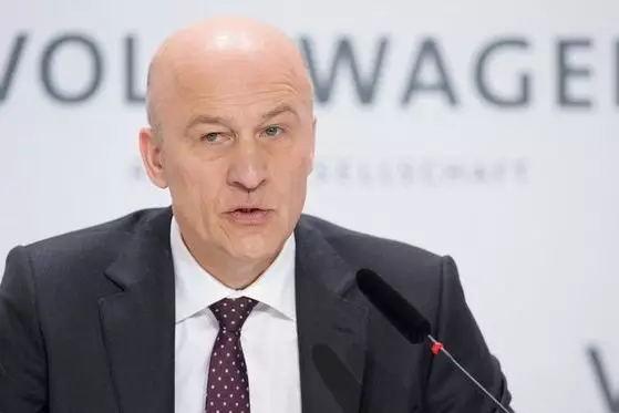 CFO Frank Witter