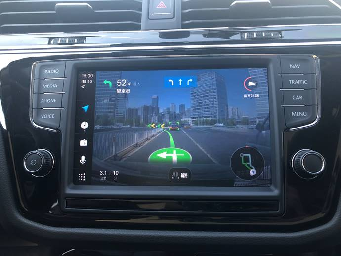 天猫精灵高德车盒可实现AR导航