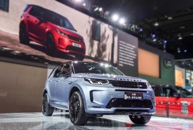 捷豹路虎中国和奇瑞捷豹路虎携多款新车亮相广州车展