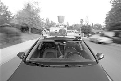 最早的无人驾驶车20年前已经上路,揭密幕后研究团队