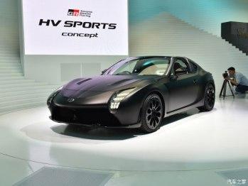 或2019年前投产,丰田推新混合动力跑车