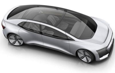 奥迪全新概念车将亮相上海车展