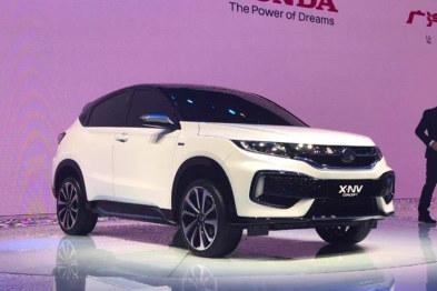 Honda携多款新车型亮相2019上海车展