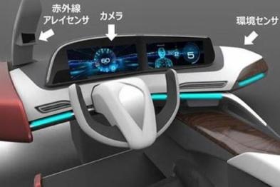 防止司机打瞌睡,松下研发新AI技术