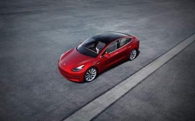 特斯拉考虑在Model 3中安装噪音机,通过发出声音提醒行人