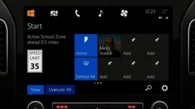 微软反击苹果:推出新一代Windows车载系统