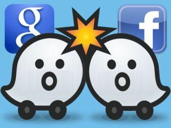 Waze深度整合Facebook,为社交活动提供智能导航