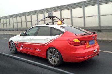 在自动驾驶汽车发展的道路上,中国将会超过美国?