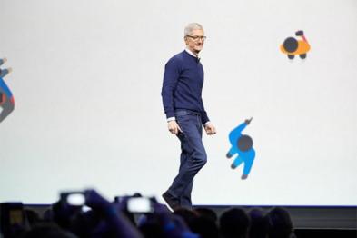 库克:苹果着手开发自动驾驶汽车相关应用