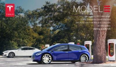 Model 3预定量超30万台,然而并不代表特斯拉会成为下一个苹果