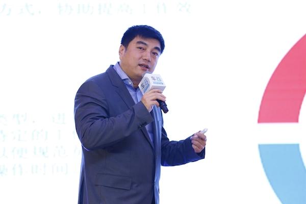浙江吉利控股集团有限公司制造工程(ME)中心数字化工厂部部长张喆