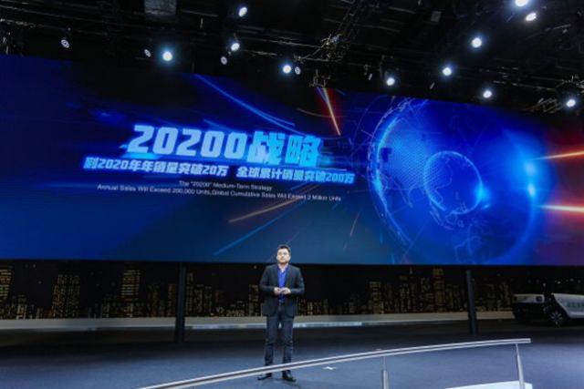 长城皮卡 20200战略