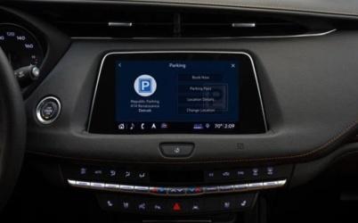 通用新停车功能可支持停车位预约/付费