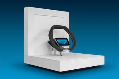 采埃孚推出适用于L3+自动驾驶的方向盘概念