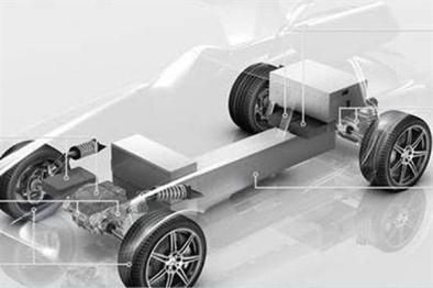松下开发小型四轮纯电动车底盘,年内将量产