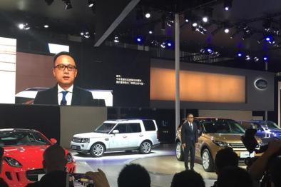 捷豹全新跑车SUV F-PACE 轻量化全铝车身的进一步的演变