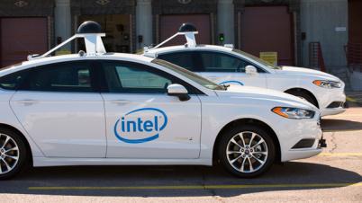 视频 | 英特尔自动驾驶汽车实验室首度探秘