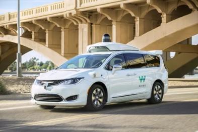 谷歌付费无人出租车服务Waymo One正式推出,这里是6大最新信息点