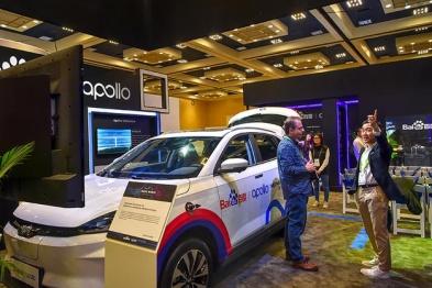 威马与百度在CES达成战略合作,L3级自动驾驶车2021年量产