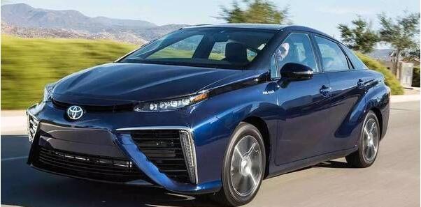 丰田的目标是到2020年Mirai年销量要达3万辆。