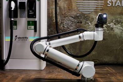 大众计划为自动驾驶汽车推出无人充电服务