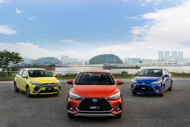 小型车市场竟然还有这么一辆丰田的宝藏车型