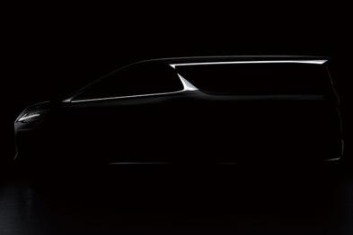 豐田埃爾法已經貴出天際了,為啥雷克薩斯還要推首款MPV?