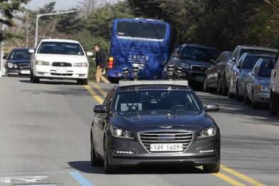 韩国通过自动驾驶车上路测试法规