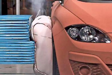 新一代汽车安全气囊发展方向大变革:从车内走向车外