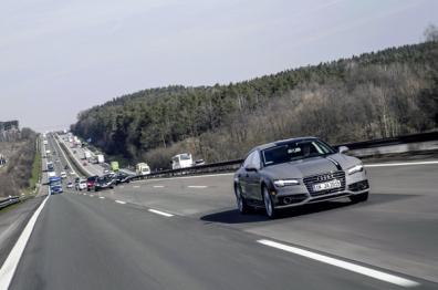 奥迪:德国无望率先答应主动驾驶车上路