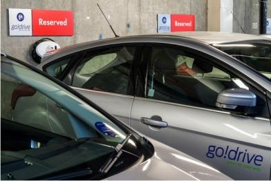 福特车辆共享项目,拽出了一大票电动车爱好者