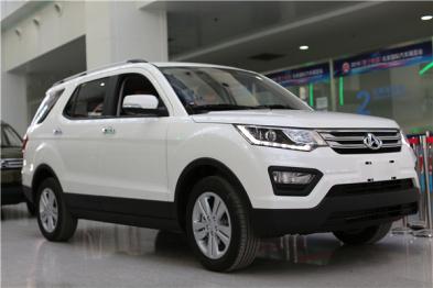 2016年北京车展探馆 长安商用首款大7座车抢先看