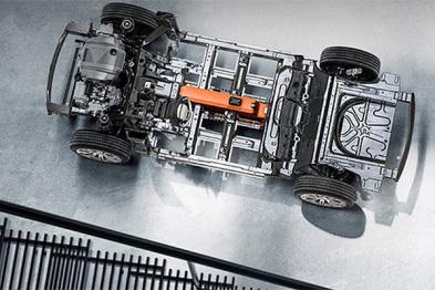 发力新能源和高端车,吉利建四大模块化平台