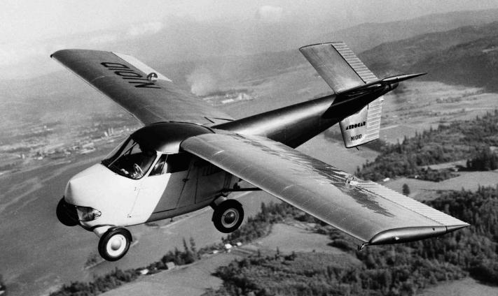 1940年代的运输工具。照片: 飞行博物馆基金会/Corbis(Getty图片社)