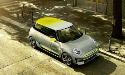 MINI首款纯电车概念版发布,2019年量产