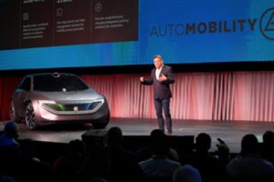 拜腾首款高端智能电动SUV将于2019年量产