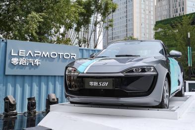 零跑汽车S01二期预订正式启动,新增460km高续航版本