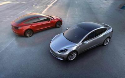 特斯拉进口Model 3或卖35万元