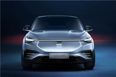 ENOVATE首款SUV命名ME7,2019上海车展开始预售